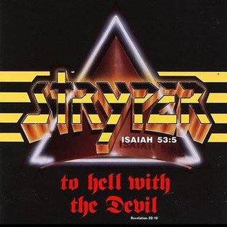 To Hell with the Devil - Image: Stryper THWTD