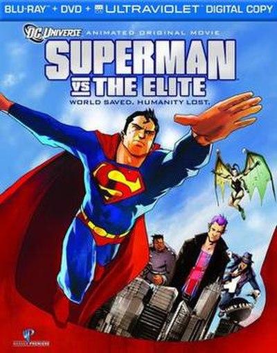Picture of a movie: Superman Vs. The Elite