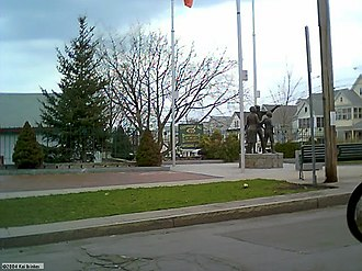 Tipperary Hill - The Tipperary Hill Heritage Memorial