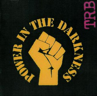 Power in the Darkness - Image: TRB Power in the Darkness Front Cover