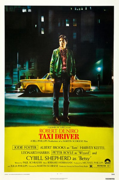 Picture of a movie: Taxi Driver
