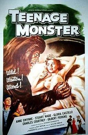Teenage Monster - Image: Teenage monster