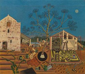 The Farm (Miró) - Image: The Farm Miro 21to 22