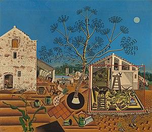 The Farm (Miró)
