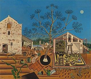 <i>The Farm</i> (Miró)