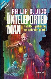 The Unteleported Man descarga pdf epub mobi fb2