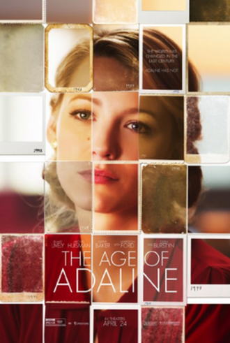 The Age of Adaline - Theatrical release poster