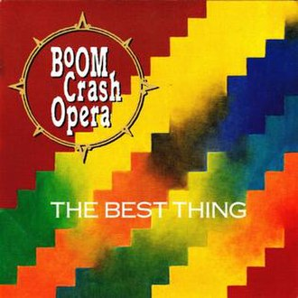 The Best Thing (Boom Crash Opera song) - Image: The Best Thing by Boom Crash Opera