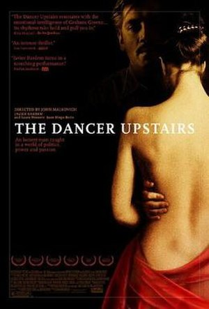 The Dancer Upstairs (film) - Theatrical release poster