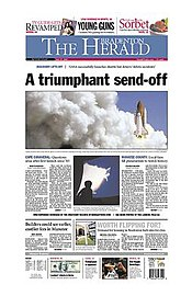 The Herald (Bradenton) front page.jpg