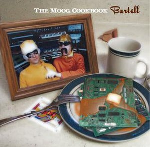 Bartell - Image: The Moog Cookbook Bartell