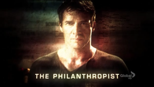 The Philanthropist (TV series) - The Philanthropist intertitle