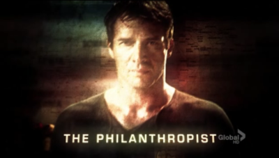Picture of a TV show: The Philanthropist