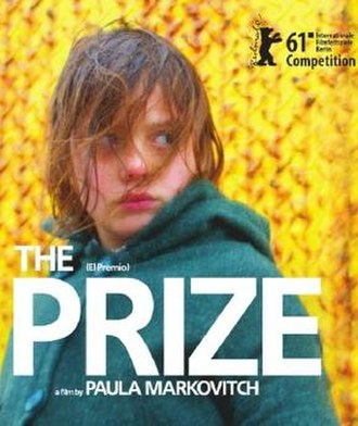 The Prize (2011 film) - Image: The Prize Film Poster