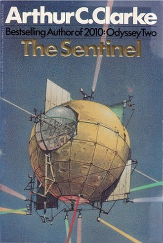 The Sentinel (anthology) - Cover of the first edition