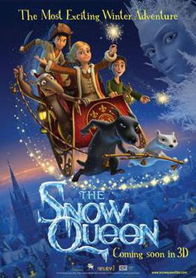Picture of a movie: Snow Queen