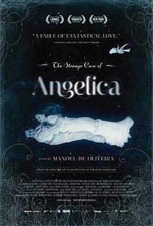 <i>The Strange Case of Angelica</i> 2010 film by Manoel de Oliveira