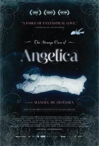 The Strange Case of Angelica - Image: The Strange Case of Angelica