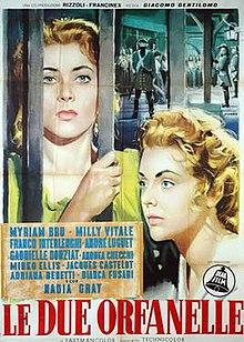 La Du Orfoj (1954 filmo).JPG