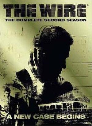 The Wire (season 2) - Image: The Wire Season 2