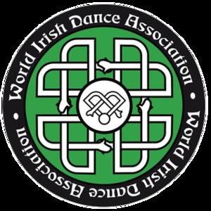 World Irish Dance Association - Image: The World Irish Dance Association Logo re