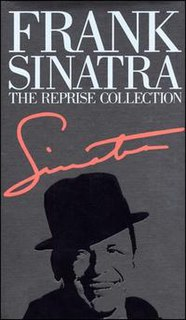 <i>The Reprise Collection</i> 1990 box set by Frank Sinatra