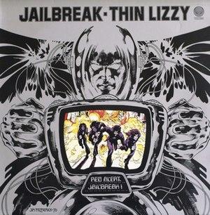 Jailbreak (album) - Image: Thin Lizzy Jailbreak