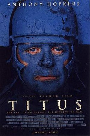 Titus (film) - Theatrical release poster