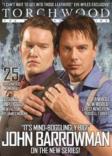 <i>Torchwood Magazine</i>