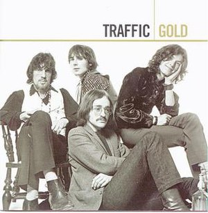 Gold (Traffic album) - Image: Traffic Gold