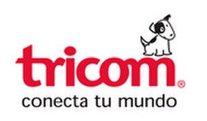 Tricom S.A. - Logo used until 2011.