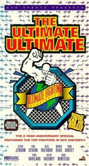 Ultimate Ultimate 1995 - Image: Ultimate Ultimate 1995 (event poster)