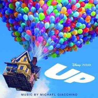 Up (film score) - Image: Up Walt Disney Records