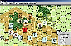 Wargame (video games) - Computerized version of the Avalon Hill classic, Squad Leader