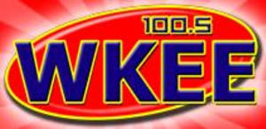 WKEE-FM - former logo