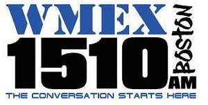 WMEX (AM) - WMEX logo from November 17, 2014 through June 30, 2017