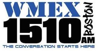 WMEX (AM) - WMEX logo from November 17, 2014 through June 30, 2017