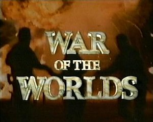 War of the Worlds (TV series) - Image: War of the Worlds TV series