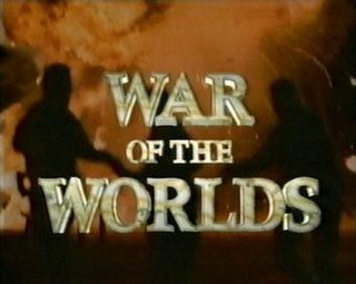<i>War of the Worlds</i> (1988 TV series) science fiction television series