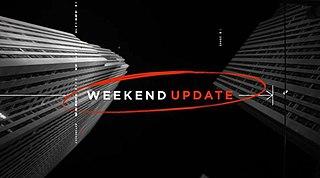 <i>Weekend Update</i> Saturday Night Live parody newscast