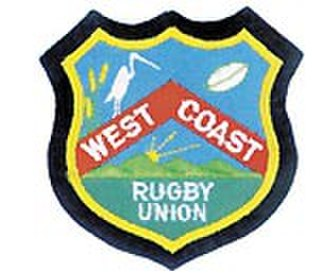 West Coast Rugby Football Union - Image: West Coast Logo