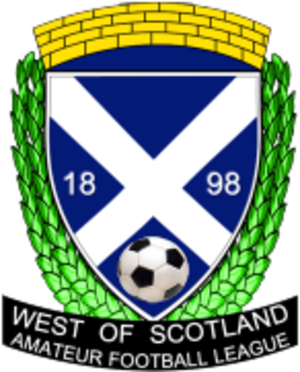 West of Scotland Amateur Football League - Image: Westofscotlandafl