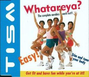 Whatareya? - Image: Whatareya cover