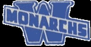 Winnipeg Monarchs (WHL) - Image: Winnipeg Monarchs