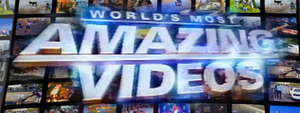 World's Most Amazing Videos - Image: World's Most Amazing Videos Logo