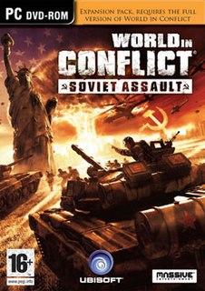 <i>World in Conflict: Soviet Assault</i>