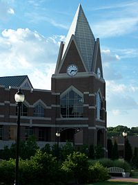 The Gallagher Student Center