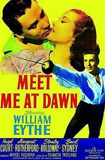 <i>Meet Me at Dawn</i>