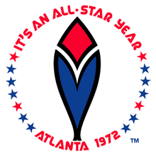 1972 Major League Baseball All-Star Game logo.png
