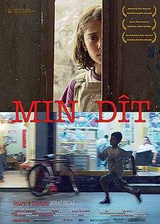 <i>Min Dît: The Children of Diyarbakır</i> 2009 film by Miraz Bezar